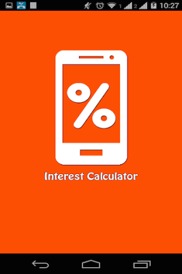 Interest Calculator - screenshot