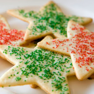 Classic Sugar Cookies.