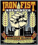 Iron Fist Renegade Blonde