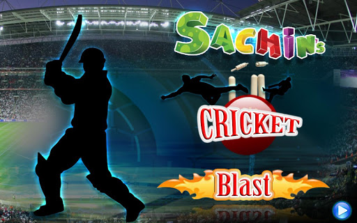 Sachins Cricket Blast