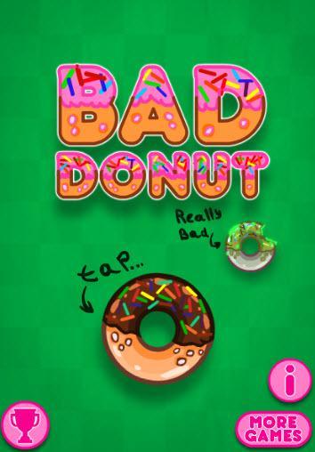 甜甜圈斜线游戏