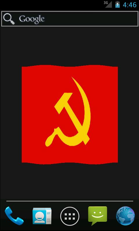anarchist & communist flag lwp - android apps on google play