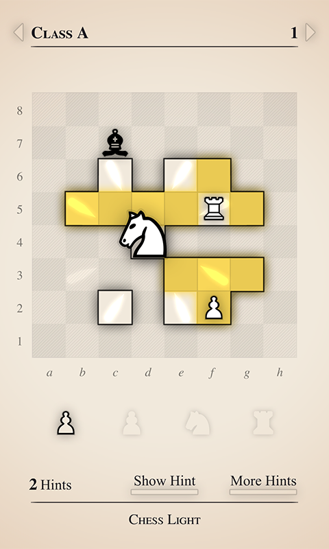 Chess Light- screenshot