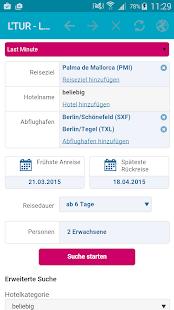 L'TUR - Nix wie weg. Screenshot 3