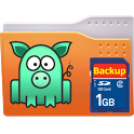 Bad Piggies Backup icon
