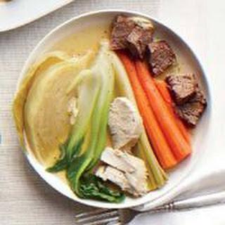 Souper Boiled Dinner.