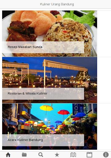 Kuliner Urang Bandung