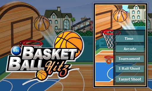 Basketball Hitz