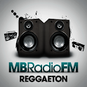 Reggaeton Radio 24/7 logo