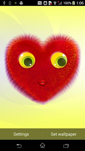 Love Express Live Wallpaper