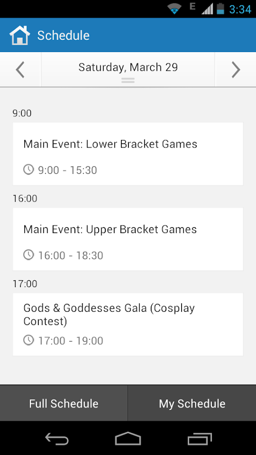 SMITE Launch Tournament- screenshot