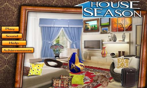 House Season - Hidden Objects