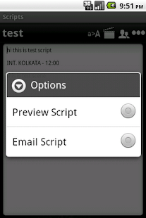 Scripts Expert- screenshot thumbnail