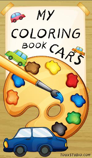 Juego de Colorear carros