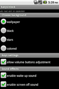EasyUnlock- screenshot thumbnail