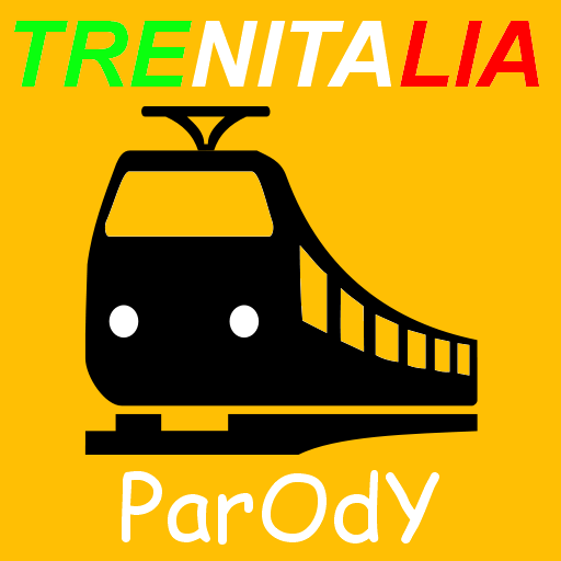 Trenitalia Parody LOGO-APP點子