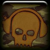 Camo Skull Tunes Theme