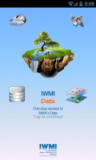 IWMI Water Data