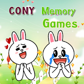 CONY Memory Game