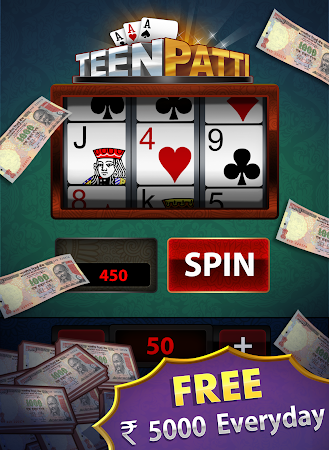 Teen Patti Slots 1.3 screenshot 353795