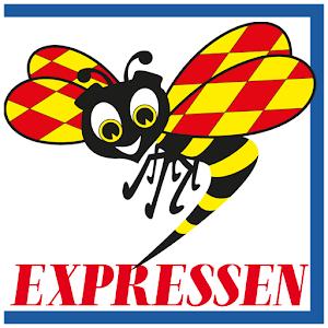 express tidning