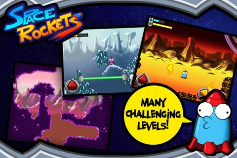 Space Rockets Fun Adventure