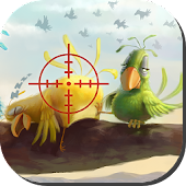Bored Birds - epic shooter