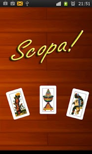 Scopa! Free- screenshot thumbnail