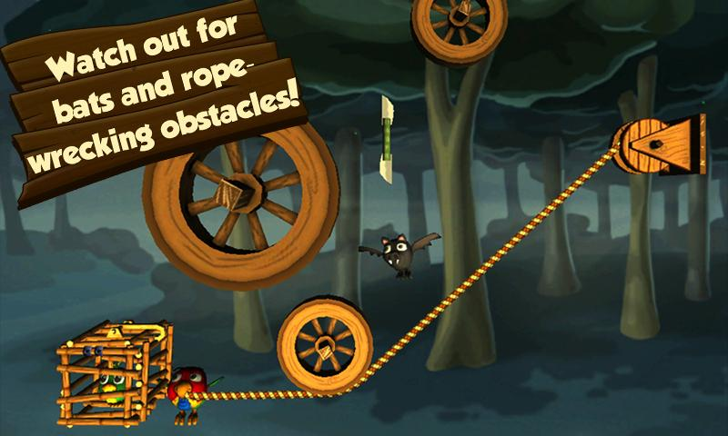 Rope Rescue Free- screenshot