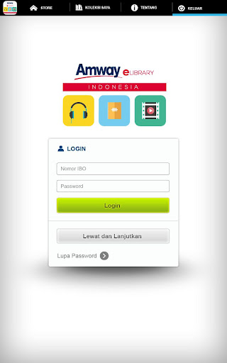 Amway eLibrary Indonesia