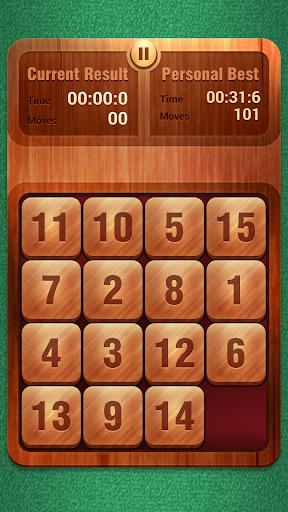 15拼图挑战