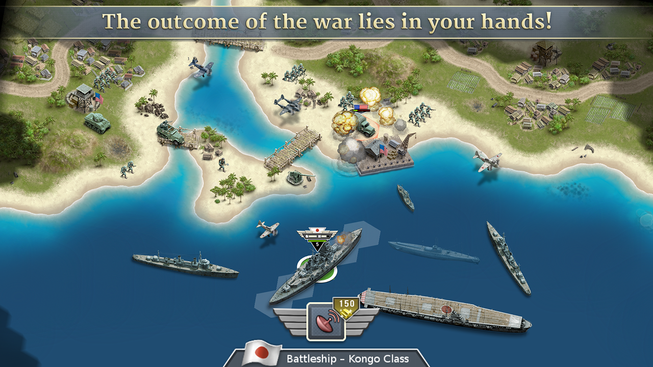 1942 Pacific Front Premium- screenshot