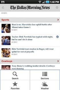The Dallas Morning News Screenshot 6