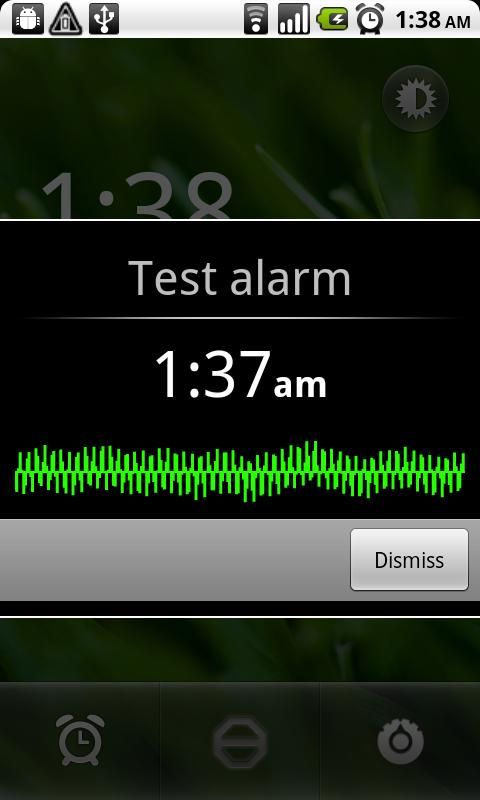 Smarter Alarm- screenshot