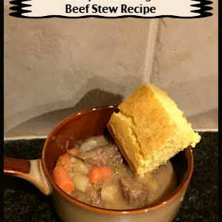 Belly – Warming Beef Stew.