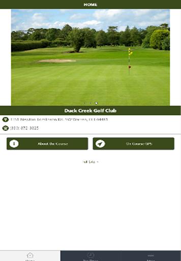 Duck Creek Golf Club