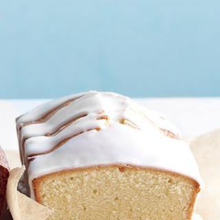 Citrus-Glazed Pound Cake.