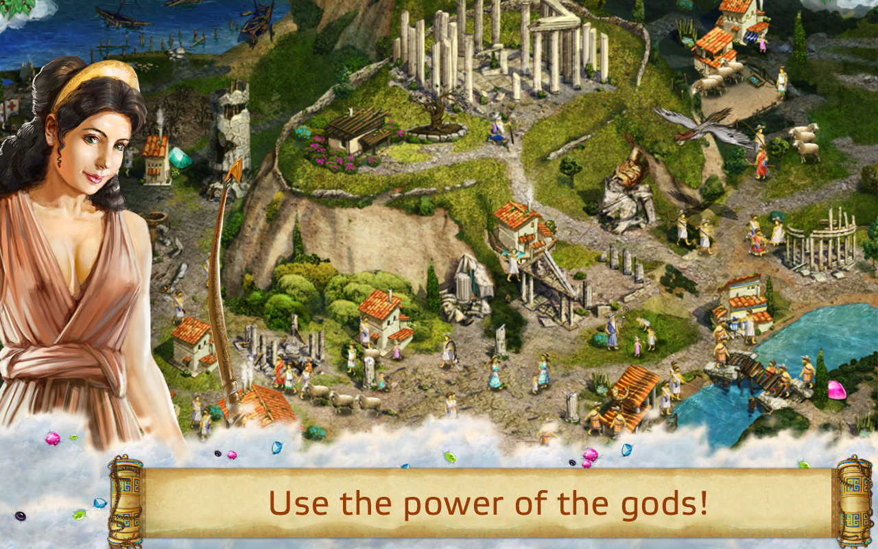 Heroes of Hellas 3: Athens- screenshot