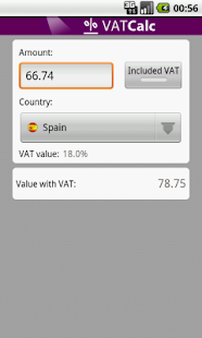 VATCalc (EU) - screenshot thumbnail