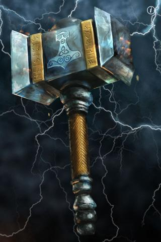 Hammer of Thor - screenshot