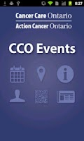 Screenshot of CCO via Event2Mobile