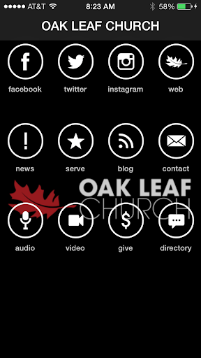Oak Leaf Church