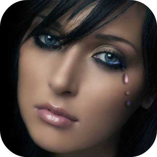 Tear On Cheek Live Wallpaper LOGO-APP點子