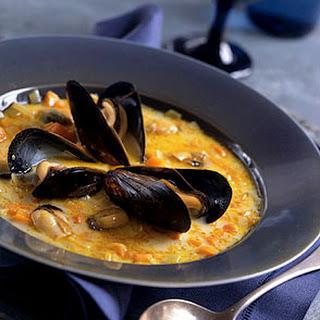 Mussel Chowder Recipes.