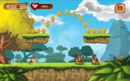 Banana Island –Monkey Kong Run 1.92 screenshot 638917