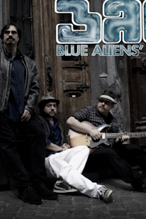 Blue Aliens' Club - screenshot thumbnail