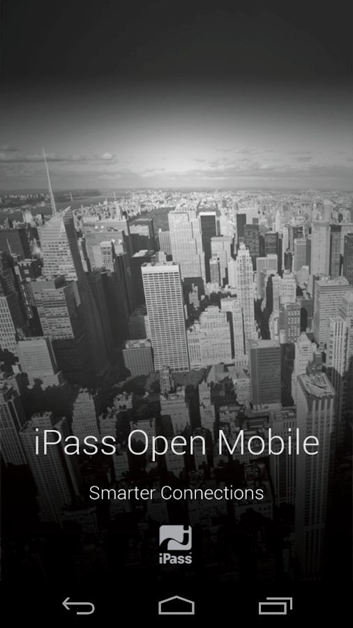 iPass Open Mobile™ - screenshot