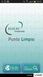 Punto Limpio - screenshot thumbnail