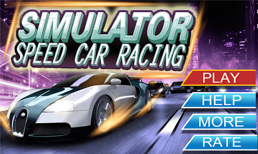 Simulator: Speed Car Racing