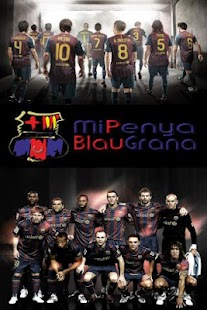 MPBlaugrana - screenshot thumbnail